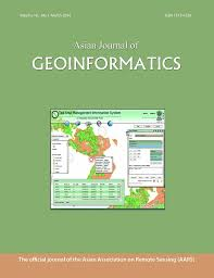 Asian journal of geoinformatics
