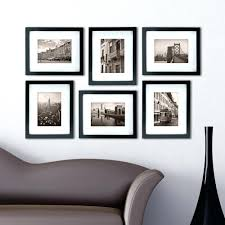 picture frames wall decor the home depot black wood frame decorations .  picture frames wall ...