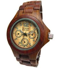 tense wood mens light g4300s watch watchco com tense wood g4300s light mens