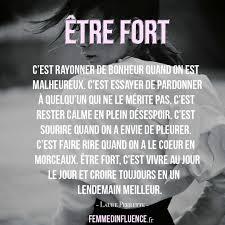 Citation Etre Fort