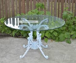 white iron outdoor furniture. Mid Century Wrought Iron Patio Furniture. Woodard Furniture White Outdoor I