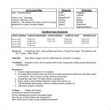 Elementary Math Lesson Plan Template - Costumepartyrun