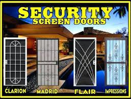 screen door security security screen door double security door screen door patio door swinging door steel screen door security