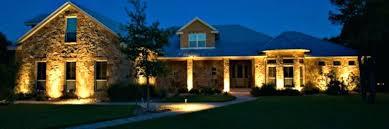 landscape lighting kit best led landscape lighting exterior accent for home outdoor landscaping set low