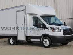 Ford Transit T 350 12 Cutaway P 550 Gas Cutaway Truck At Work Truck Direct Ford Transit Work Truck Used Ford
