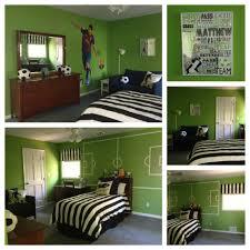 Soccer Bedroom Bedroom Bedrooms For Boys Soccer Bamboo Picture Frames Lamp