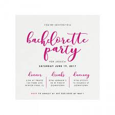 bachelorette party invite bachelorette party invitation pink calligraphy bachelorette