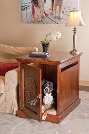 best dog crate furniture images on pinterest  dog crate