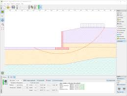 Small Picture Masonry Wall Geotechnical Software GEO5 Fine