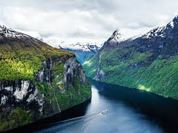 the best way to see s fjords condé nast traveler