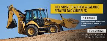 Construction Equipment Size Guide Warren Cat