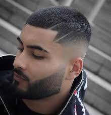 Corte de cabelo masculino com 2 risco lateral. Listra No Cabelo 2021 60 Fotos E Tendencias Cortes De Cabelo 2020