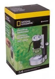 Mikroskop cyfrowy z <b>USB</b> dla dzieci <b>Bresser National Geographic</b> 20 ...