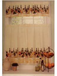Wine Decor For Kitchen Kitchen Design Curtains Wine Decorations For Kitchen In Front Of