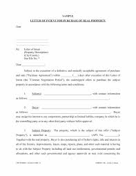 40 Letter Of Intent Templates Samples For Job School Business