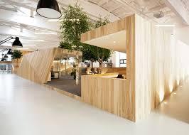 architects office interior. kamp arhitektid creates treefilled office within former factory architects interior p