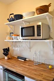 Kitchen Microwave Kitchen Rack For Microwave Khabarsnet