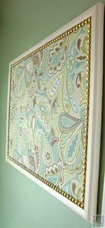 Decorative Fabric Trim 17 Best Ideas About Fabric On Walls On Pinterest Starch Fabric