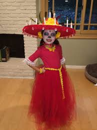 la muerte costume 2018 as the queen of souls from the book of life