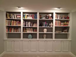 book shelf lighting. Home Design Built Bookcases Lighting Ideas Book Shelf