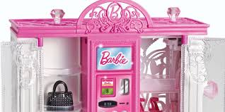 Barbie Vending Machine Interesting Barbie Life In The Dreamhouse Fashion Vending Machine Toy
