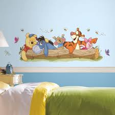 Found It At AllModern   Winnie The Pooh Outdoor Fun Giant Wall Decal