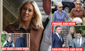 Sam Burgess prepares to face Phoebe and ...