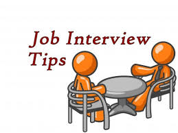 Top 10 Tips For The Job Interview In May 2017