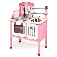 Maxi Cuisine En Bois Mademoiselle Janod Cuisine Achat Prix