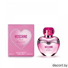 Купить <b>Туалетная</b> вода <b>Moschino Pink Bouquet</b> 30мл по цене 56 ...