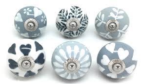 Ceramic Door Knobs, Drawer Knobs, Kitchen Cupboard Door Knobs ...