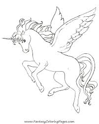 Pegasus Coloring Pages Only Coloring Pages