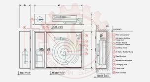 fire hose reel cabinet depth digitalstudiosweb