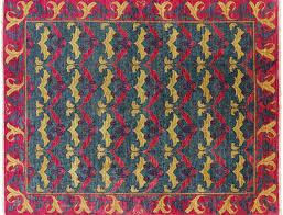 x  art's  crafts william morris design modern oriental rug