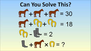 only a genius can solve viral emoji math the horse horseshoe   only a genius can solve viral emoji math the horse horseshoe boots problem