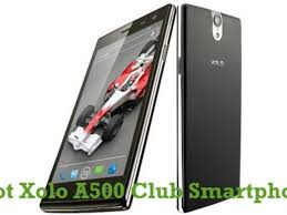 Root Xolo A500 Club Android Smartphone ...