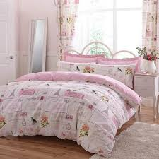 shabby chic parisienne duvet cover set
