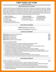 Canada Resume Example Canadian Resume Template Example Best Allowed