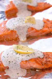 If you prefer, this stuffed salmon can also be prepared on the grill. Costco Salmon Stuffing Recipe Crab Stuffed Salmon Primal Palate Paleo Recipes As Is My Advice For Cooking Or Baking Anything Your Recipe Is Only As Good As Your Ingredients Wedding Dresses
