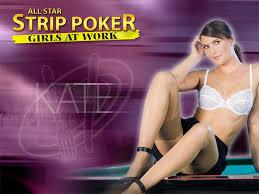 Strip poker babes video