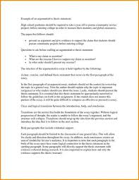 Thesis Argumentative Essay Thesis Statement On Argumentative Essay Service Examples 6th Grade
