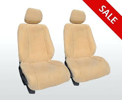 luxury fleece imitation sheepskin seat covers costco canada