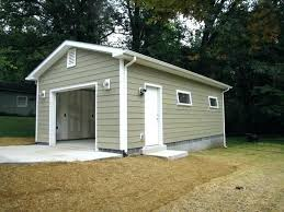 cost to build detached 2 car garage cost to build a two car garage x pole
