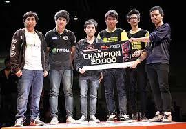 thailand dota2 pro league season 1