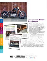 how to build a bobber on a budget motorbooks workshop jose de