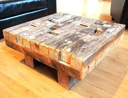 reclaimed wood square coffee table reclaimed wood coffee table recycled wood coffee tables wooden coffee table