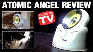Light Angel Troubleshooting Atomic Angel Review Motion Activated Light As Seen On Tv