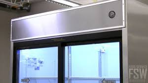 True Slide Glass Door Reach-In Refrigerator Video (TSD-47G) - YouTube