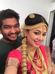 south indian bridal makeup by freelance bridal makeup artist jitin rat south indian bridal hairstyles 9 to make