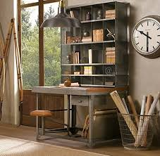 office desk with shelf. with right furniture industrial style home office is quite easy to design. this storage unit desk shelf e